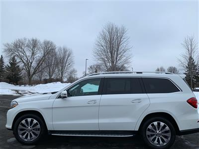 2018 Mercedes-Benz GLS-Class lease in Plymouth,MN - Swapalease.com