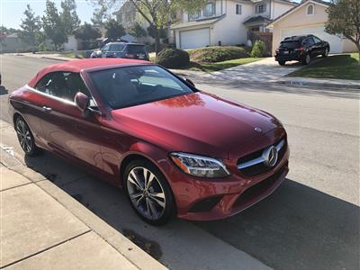 2019 Mercedes-Benz C-Class lease in MURRIETA,CA - Swapalease.com