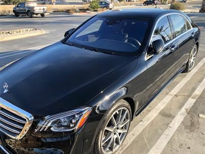 2018 Mercedes-Benz S-Class lease in Victorville,CA - Swapalease.com