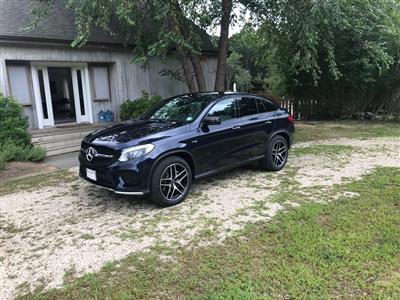 2019 Mercedes-Benz GLE-Class Coupe lease in Weehawken,NJ - Swapalease.com