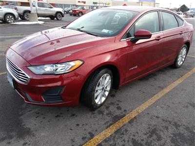 2019 Ford Fusion lease in West Valley,NY - Swapalease.com