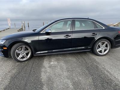 2018 Audi S4 lease in Redmond,WA - Swapalease.com