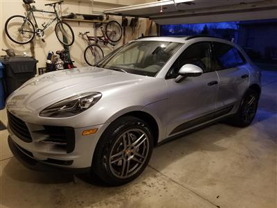 2020 Porsche Macan lease in MAINEVILLE,OH - Swapalease.com