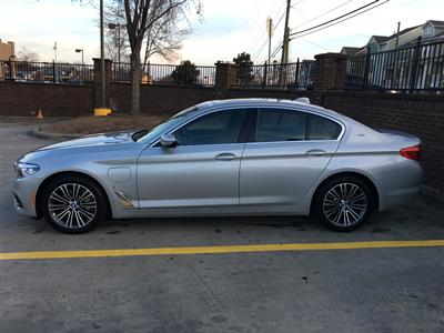 2019 BMW 5 Series lease in charlotte,NC - Swapalease.com