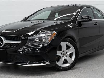 2019 Mercedes-Benz CLA Coupe lease in Philadelphia,PA - Swapalease.com