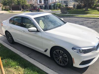 2019 BMW 5 Series lease in Ladera Ranch,CA - Swapalease.com