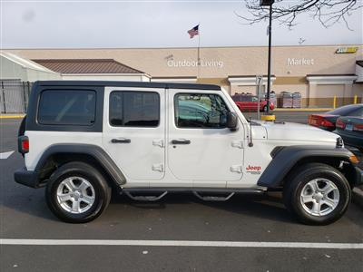 2018 Jeep Wrangler Unlimited lease in New Britain,CT - Swapalease.com