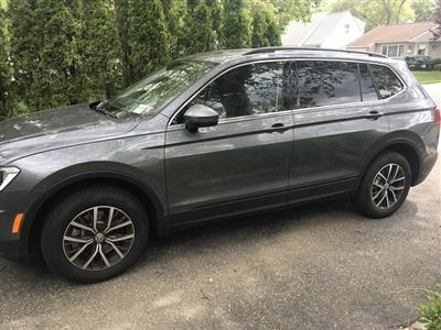 2019 Volkswagen Tiguan lease in Farmingdale,NY - Swapalease.com