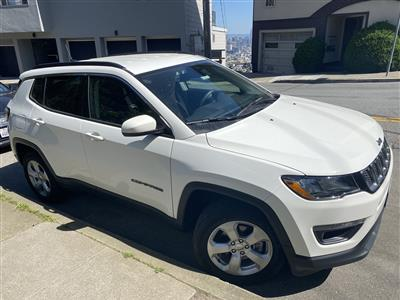 2018 Jeep Compass lease in San Francisco,CA - Swapalease.com