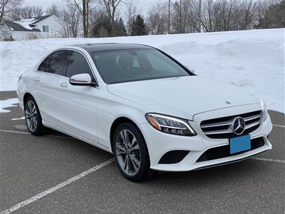 2019 Mercedes-Benz C-Class lease in Delano,MN - Swapalease.com