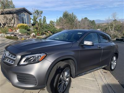 2018 Mercedes-Benz GLA SUV lease in Thousand Oaks,CA - Swapalease.com