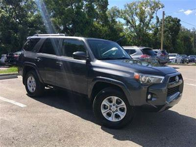 2019 Toyota 4Runner lease in Miami,FL - Swapalease.com