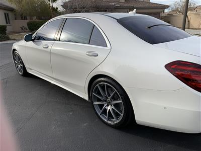 2018 Mercedes-Benz S-Class lease in Las Vegas,NV - Swapalease.com