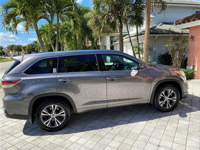 2016 Toyota Highlander lease in Wellington,FL - Swapalease.com