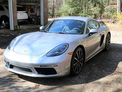 2018 Porsche 718 lease in Raleigh,NC - Swapalease.com