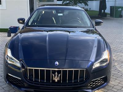 2019 Maserati Quattroporte lease in Miami,FL - Swapalease.com