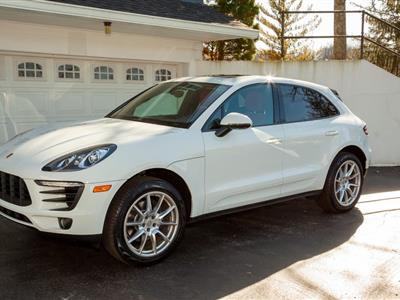 2018 Porsche Macan lease in Miamisburg,OH - Swapalease.com