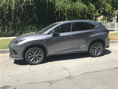 2018 Lexus NX 300 F Sport lease in Berverly Hills,CA - Swapalease.com