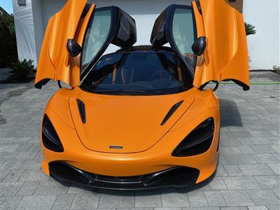 2019 McLaren 720S lease in Hallandale,FL - Swapalease.com