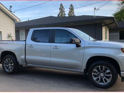 2019 Chevrolet Silverado 1500 lease in Fenton,MI - Swapalease.com