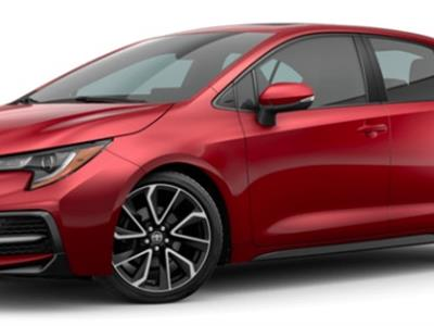 2020 Toyota Corolla lease in Fairfield,CA - Swapalease.com