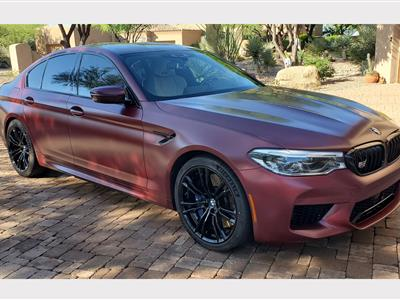 2018 BMW M5 lease in Scottsdale,AZ - Swapalease.com