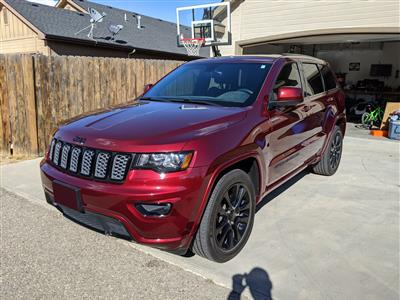 2017 Jeep Grand Cherokee lease in Boise,ID - Swapalease.com