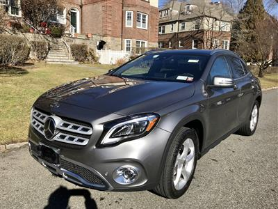 2019 Mercedes-Benz GLA SUV lease in SCARSDALE,NY - Swapalease.com