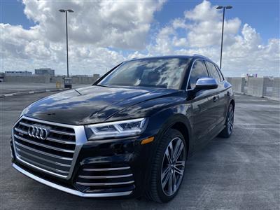 2018 Audi SQ5 lease in Miami,FL - Swapalease.com