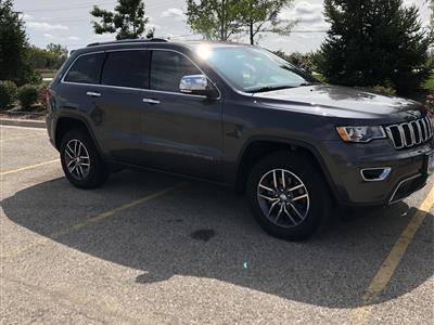 2018 Jeep Grand Cherokee lease in ,IL - Swapalease.com