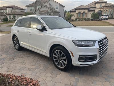 2018 Audi Q7 lease in Jacksonville,FL - Swapalease.com
