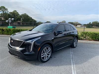 2019 Cadillac XT4 lease in Orlando,FL - Swapalease.com