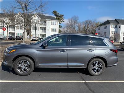 2019 Infiniti QX60 lease in Norwalk,CT - Swapalease.com