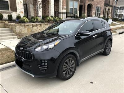 2018 Kia Sportage lease in Houston,TX - Swapalease.com