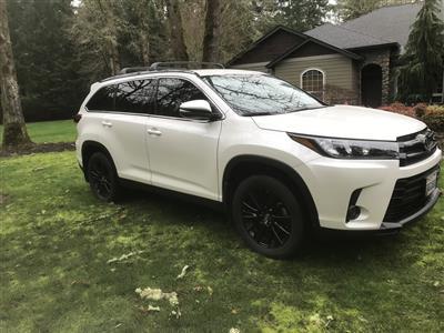 2019 Toyota Highlander lease in Battle Ground,WA - Swapalease.com