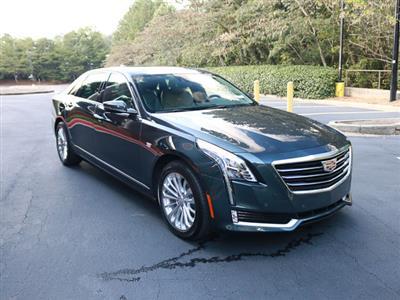 2018 Cadillac CT6 lease in Washington,DC - Swapalease.com