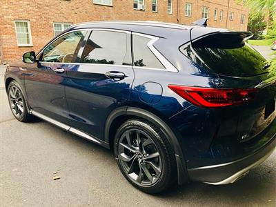 2019 Infiniti QX50 lease in Summit,NJ - Swapalease.com
