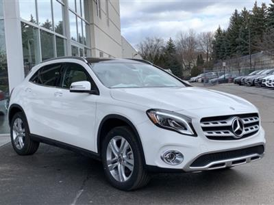 2019 Mercedes-Benz GLA SUV lease in GARDEN CITY,MI - Swapalease.com
