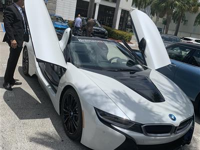2019 BMW i8 lease in Miami,FL - Swapalease.com