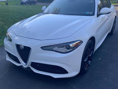 2019 Alfa Romeo Giulia lease in Malvern,PA - Swapalease.com