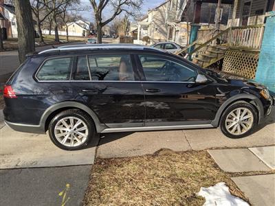 2017 Volkswagen Golf Alltrack lease in Detroit,MI - Swapalease.com