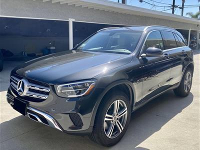 2020 Mercedes-Benz GLC-Class lease in Long Beach,CA - Swapalease.com