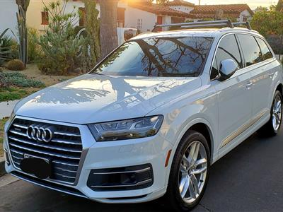 2018 Audi Q7 lease in Los Angeles,CA - Swapalease.com