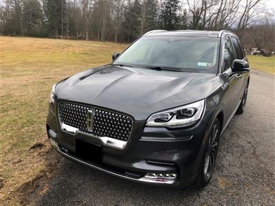2020 Lincoln Aviator lease in poughkeepsie,NY - Swapalease.com
