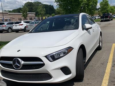 2019 Mercedes-Benz A-Class lease in WOODSTOCK,GA - Swapalease.com