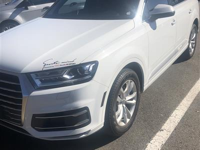 2017 Audi Q7 lease in Boston,MA - Swapalease.com