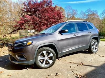 2019 Jeep Cherokee lease in Gainesville,GA - Swapalease.com