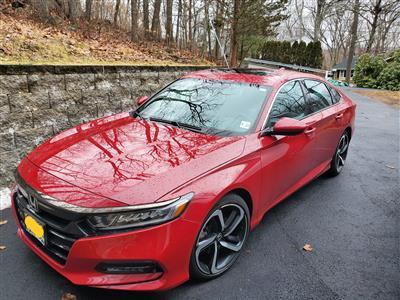 2018 Honda Accord lease in West Milford,NJ - Swapalease.com