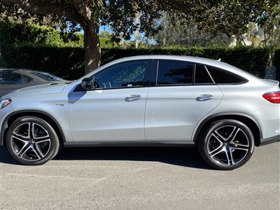 2019 Mercedes-Benz GLE-Class Coupe lease in Santa Monica,CA - Swapalease.com