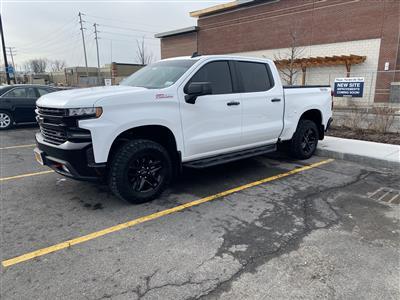 2019 Chevrolet Silverado 1500 lease in SYRACUSE,NY - Swapalease.com